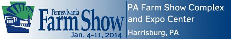 PA Farm Show January 4-11, 2014