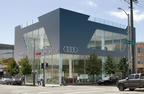 Planning Commission Approves Audi Dealership for the Mission