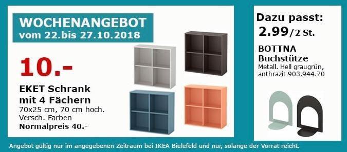 Ikea Bielefeld Eket Schrank Mit 4 Fachern Ikea Bielefeld Ikea Schrank