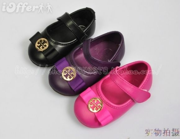 Tory Burch baby shoes