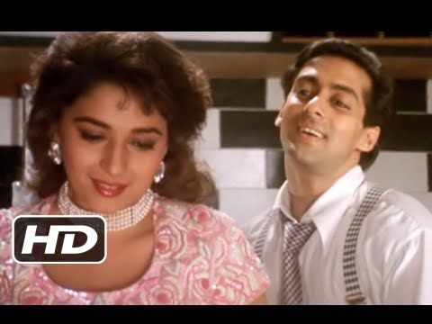 Mere Rang Mein Rangne Wali - Maine Pyar Kiya - Salman Khan, Bhagyashree - Old Hindi Song - YouTube