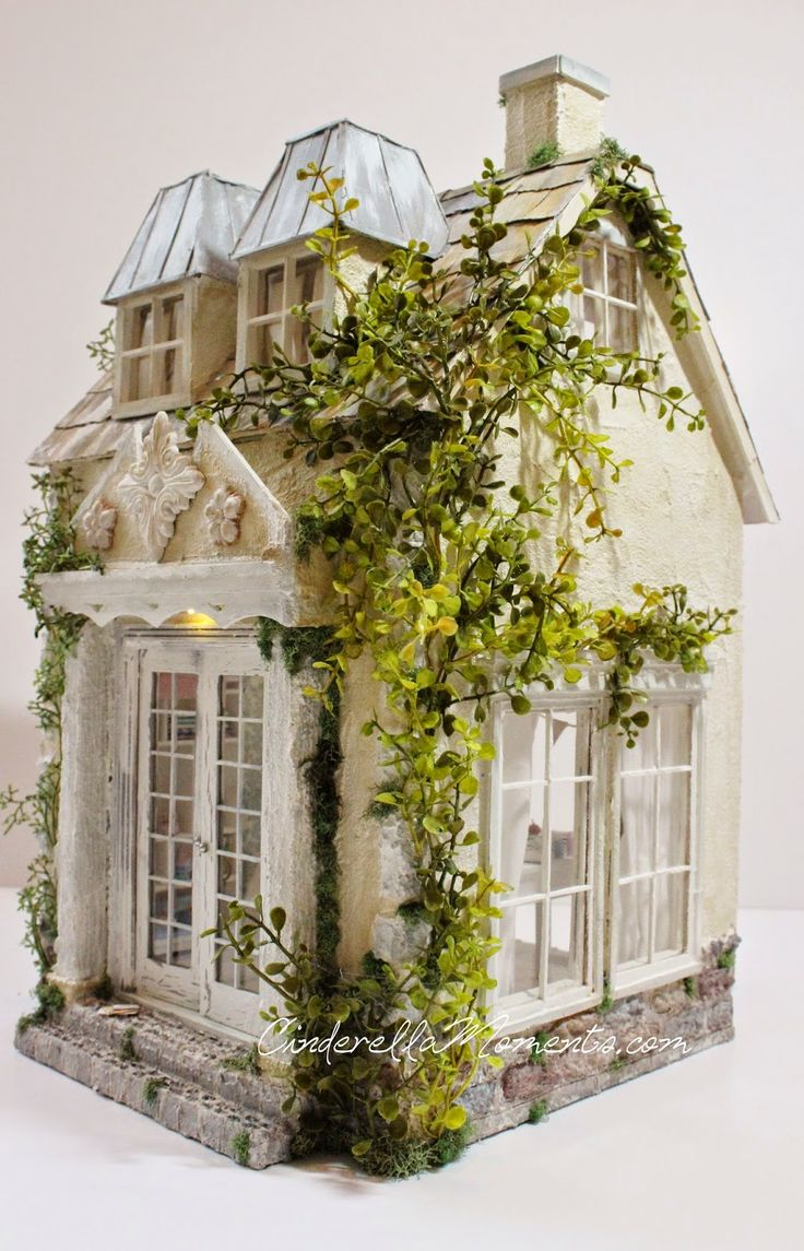 Victorian miniature houses - Http Www Cinderellamoments Com 2015 02 A Miniature Housesminiature Dollhousecinderella Momentsvictorian