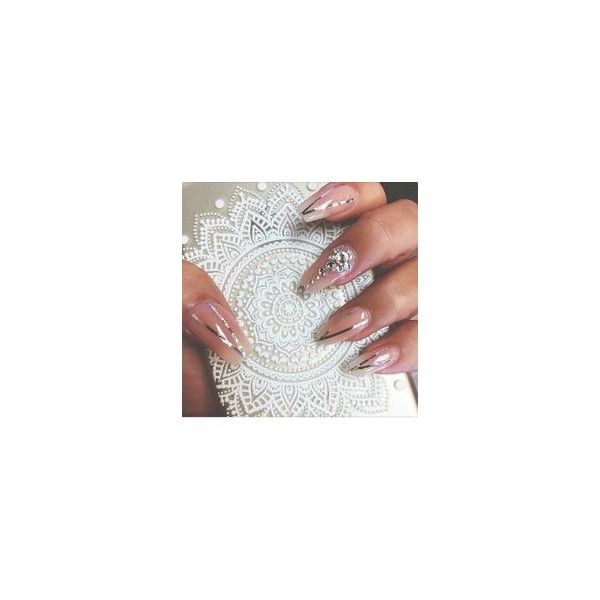 ~PRETTY FINGERS PRETTY TOES~ ❤ liked on Polyvore featuring beauty products, nail care and nails