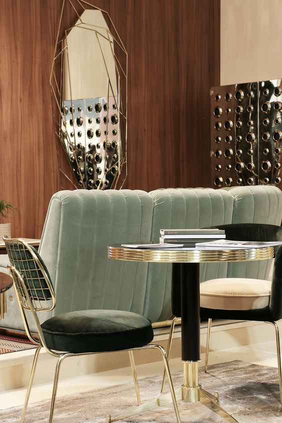 Exclusive Pieces Of Furniture By Covet House | Design Inspiration | Luxury  Interior Design Www.