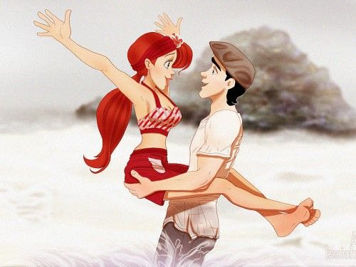 "You need to see what Disney princesses would look like if they starred in ""The Notebook"""