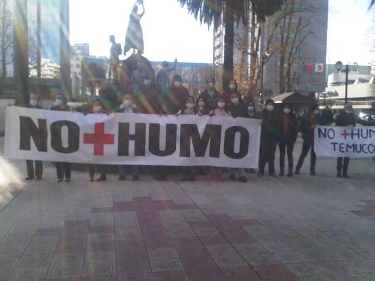 Marcha en Temuco