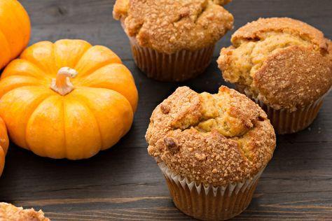 Come fare i muffin di zucca: la ricetta semplice (anzi 2)