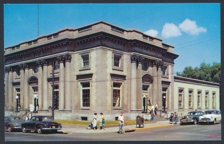 Butler (PA) United States  City new picture : ebay united states post office butler pennsylvania pa postcard united ...