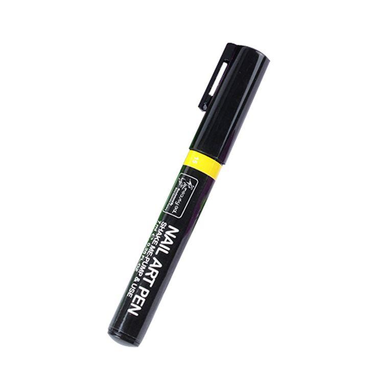 Nail Art Pen for 3D Nail Art DIY Decoration 24 Colors Nail Polish Pen Set Painting Design Nail Beauty Tools Lisa's Store