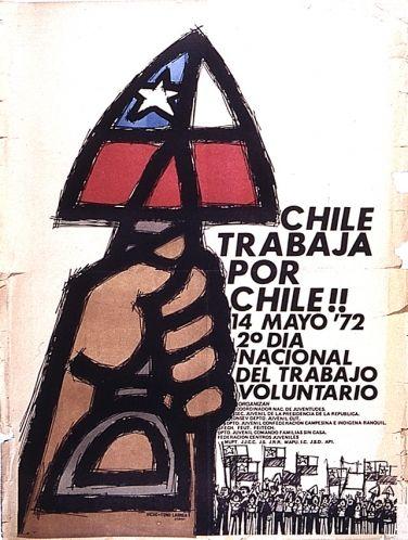 Unidad Popular. Chile. 1972