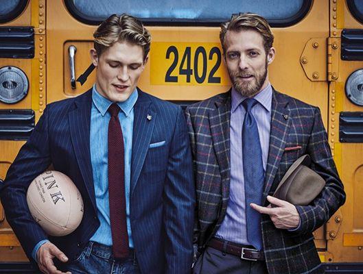 Con nuevas y vibrantes tendencias que desfilaron por las pasarelas el invierno del 2015 está lleno de estilo para el caballero moderno que puede...
