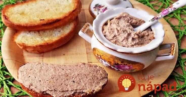Chutí vynikajúco a pritom neobsahuje žiadne mäso ani vnútornosti. Navyše, pripravíte ju ta pár minút.