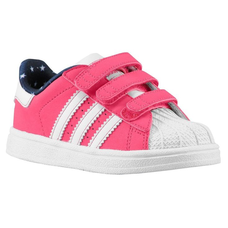 n2sneakers - adidas Originals Superstar 2 Girls\u0027 Grade School Blast Pink/ White/Legend � Girl ToddlerKid ShoesPink ...