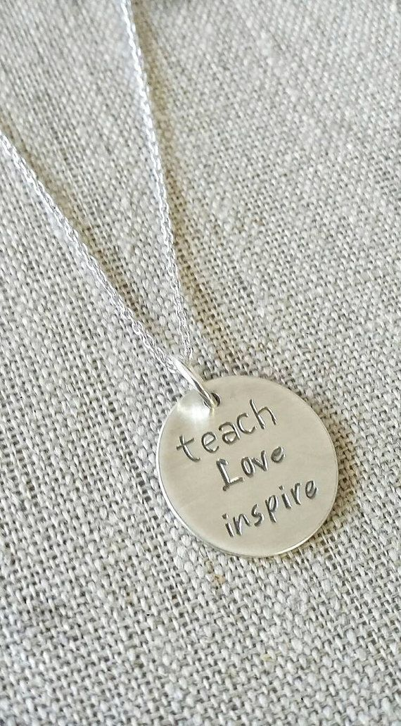 Check out this item in my Etsy shop https://www.etsy.com/ca/listing/265738866/teachers-christmas-gift-teach-love