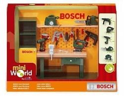 Bosch'n työtaso sis. työkalut