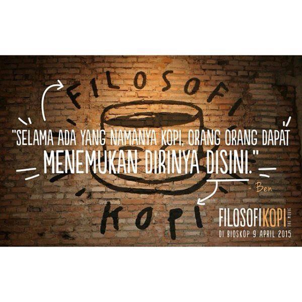 Cacan Wallpaper Quotes Filosofi Kopi