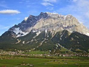 View Of Zugspitze