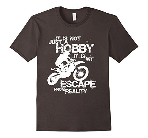 Men's ITS NOT JUST A HOBBY IT IS MY ESCAPE FROM REALITY D... https://www.amazon.com/dp/B0727N9LV7/ref=cm_sw_r_pi_dp_x_jwP.ybS4A87NQ