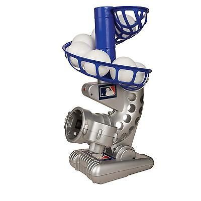 Electronic Pitching Machine Height Adjustable Baseball Pitcher Ball Sports Fun