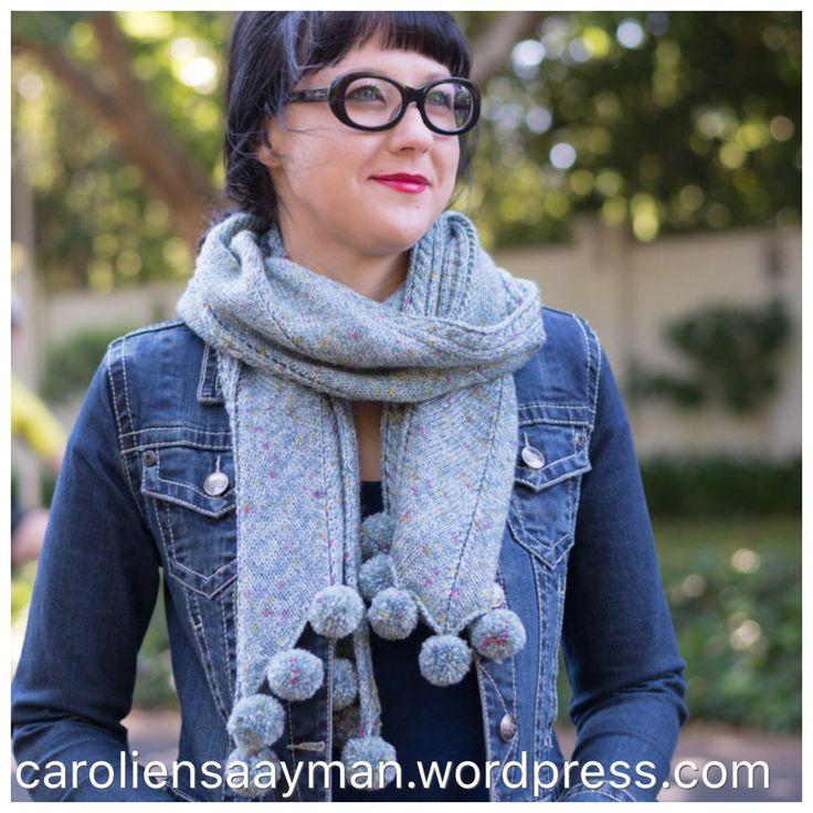 caroliensaayman.wordpress.com #wearableart #knittersofinstagram #knittersoftheworld #knittinglove #knitting #knittingdesign #freepattern #scarve