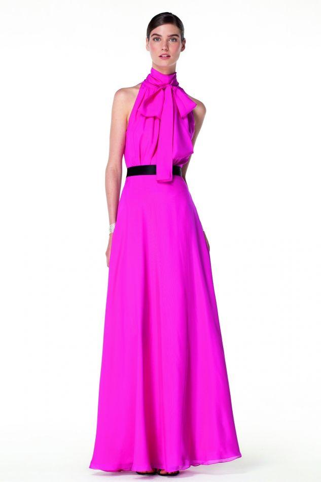 Looks primaverales para las invitadas a una boda #vestidos #CarolinaHerrera #tendencias