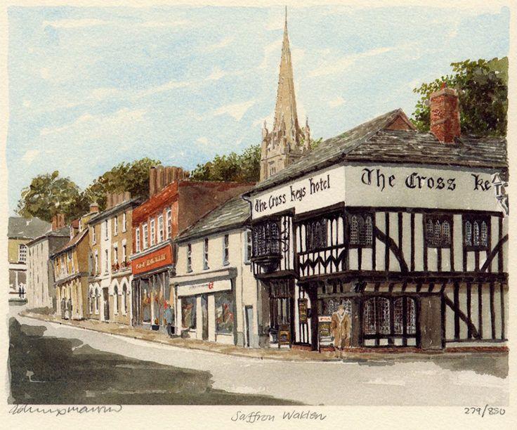 Saffron Walden - Portraits of Britain