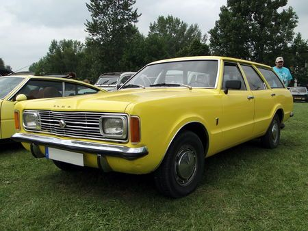 FORD Taunus XL Break (TC1) 1970 1975