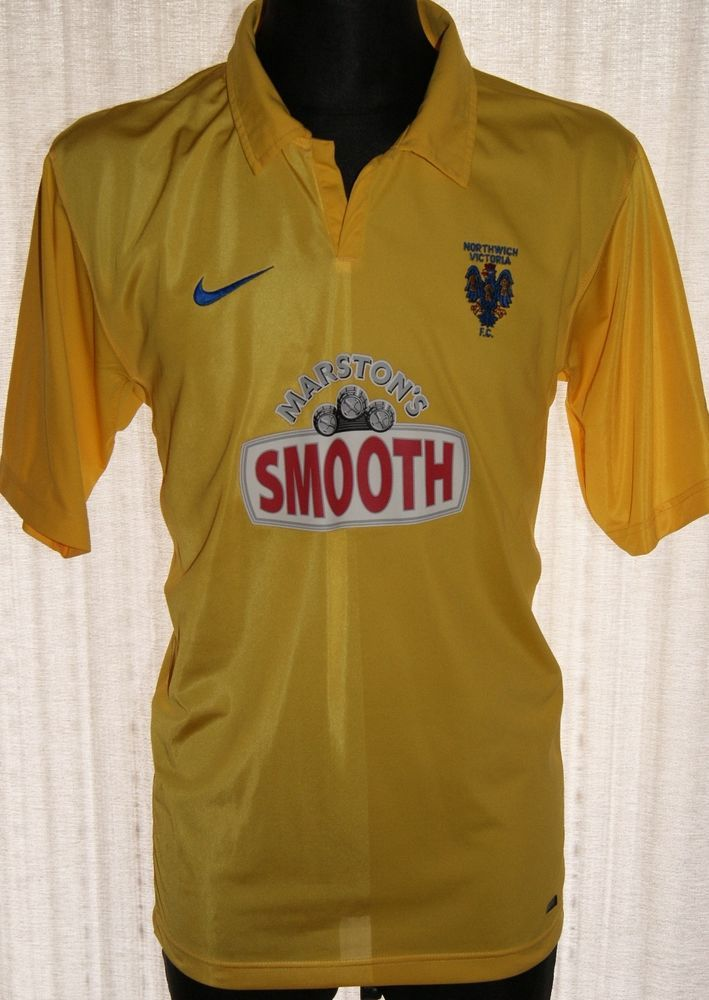 Northwich Victoria Away 2006 - 2007 (Size L) Shirt Jersey Trikot Camiset