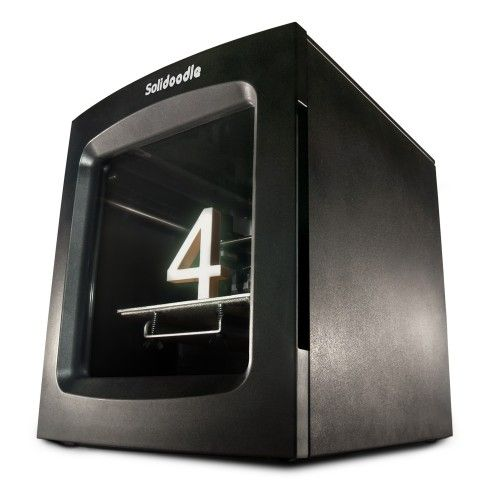 3ders.org - Solidoodle launches Solidoodle 4 3D printer, priced at $999 | 3D Printer News & 3D Printing News