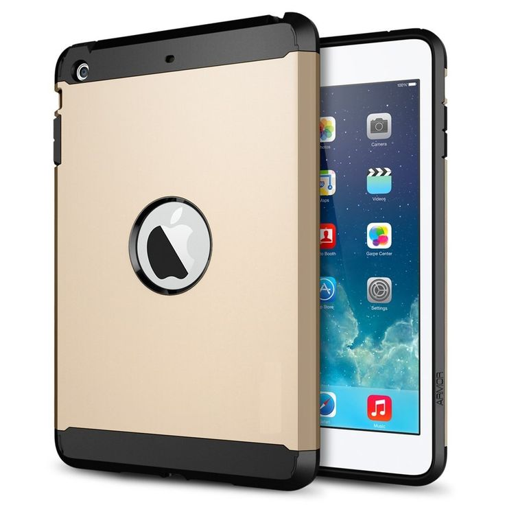 Θηκη Πλαστική Armor Case OEM Χρυσό (iPad mini/Retina) - myThiki.gr - Θήκες Κινητών-Αξεσουάρ για Smartphones και Tablets - Χρώμα χρυσό