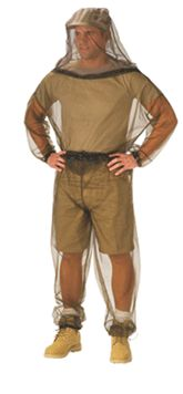 Complete Mosquito Netting Clothing Set -- Barre Army/Navy Store Online Store
