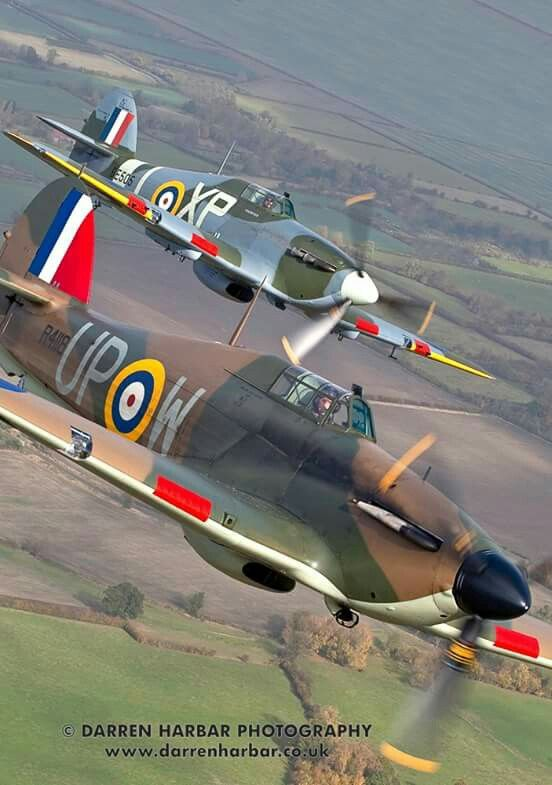 Hawker Hurricanes - BFD