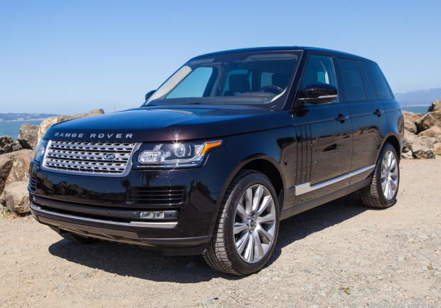 The 2013 Range Rover Supercharged is like buying two exceptional vehicles in one: a rugged off-road SUV and a well-appointed luxury car.