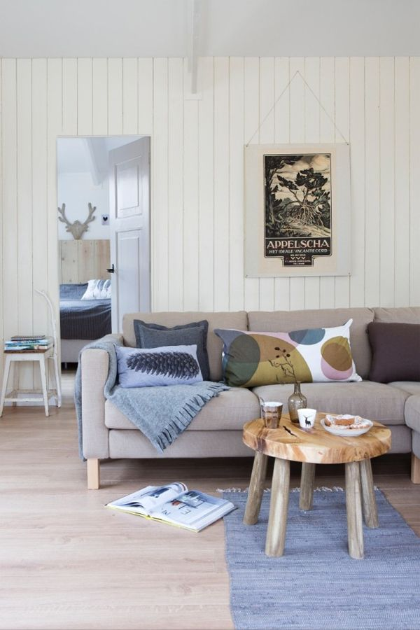Could you spend your summer in this Dutch log cabin?