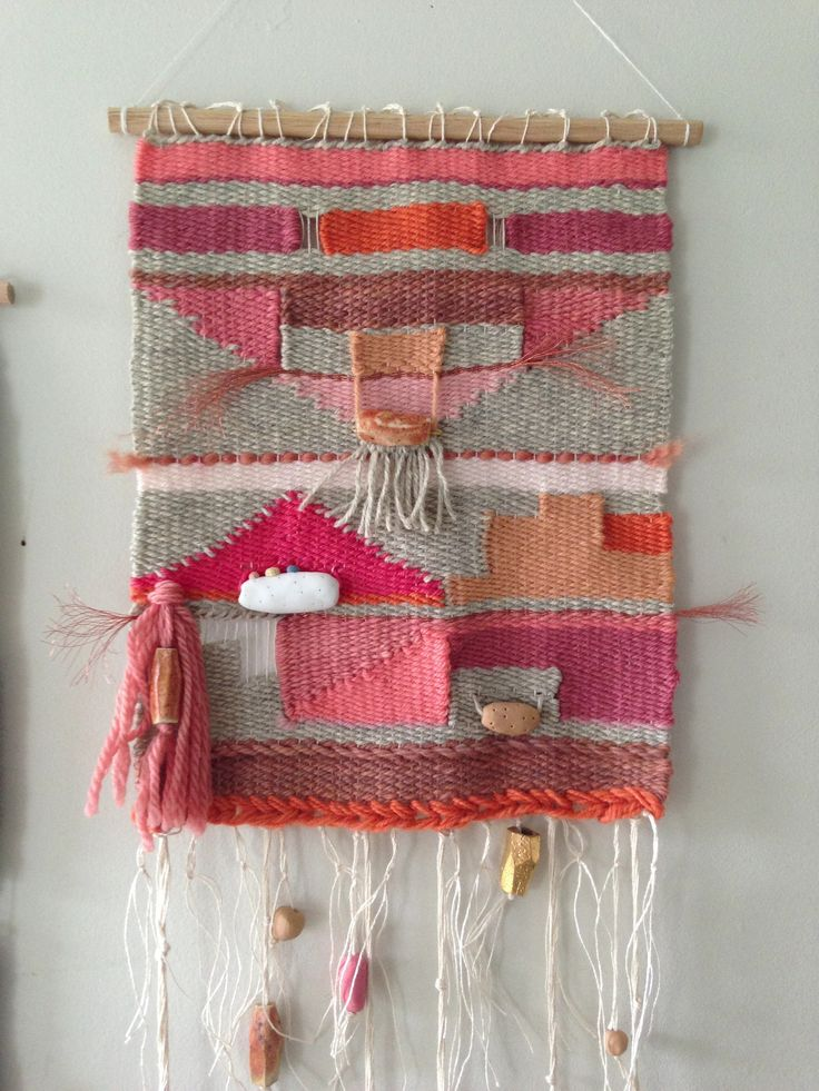 Weaving Wall Hanging 54 best weaving images on pinterest | pin weaving, loom knitting
