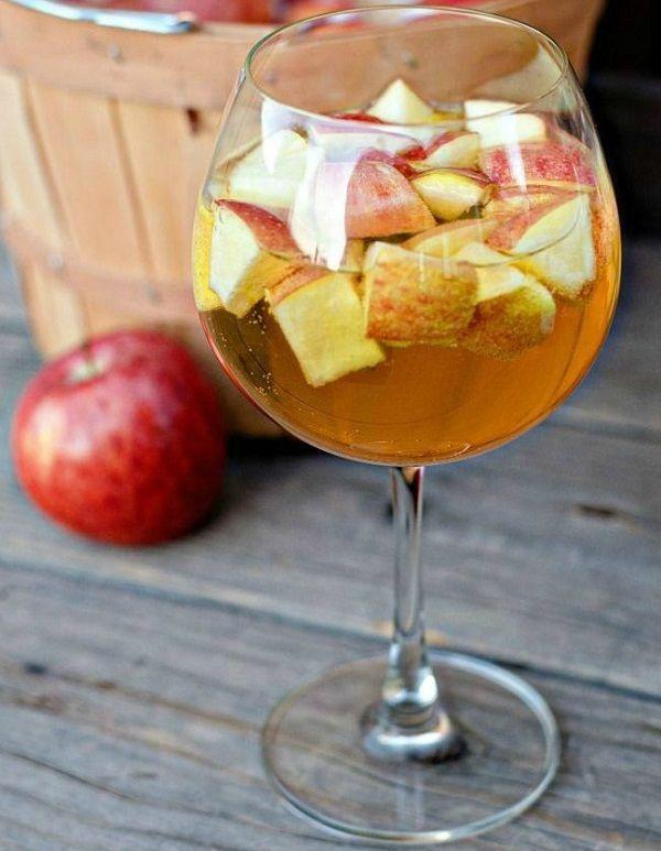 Карамельно-яблочная «Сангрия». 5 идеальных десертов с яблоками и карамелью. Вкус, достойный королей!