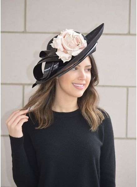 a7ce47556d2b0 PHILIP TREACY LOUISE HAT
