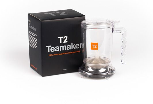 The Teamaker | T2 Tea - Mobile