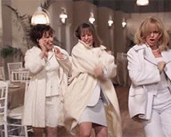 "And dance. | Community Post: 21 Reasons ""The First Wives Club"" Is Criminally Underrated"