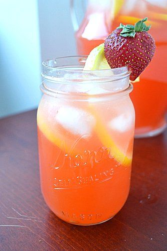 Cocktails Cocktails Cocktails #cocktails Twisted Strawberry Lemonade