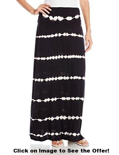 Calvin Klein Women's Tie Dye Maxi Skirt