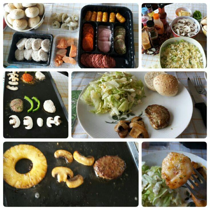 gourmetten  1st paasdag 2017