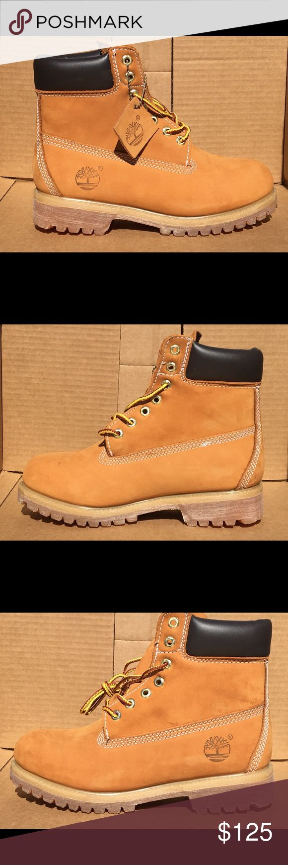 Timberland boots size 7M New with box Timberland Shoes Boots