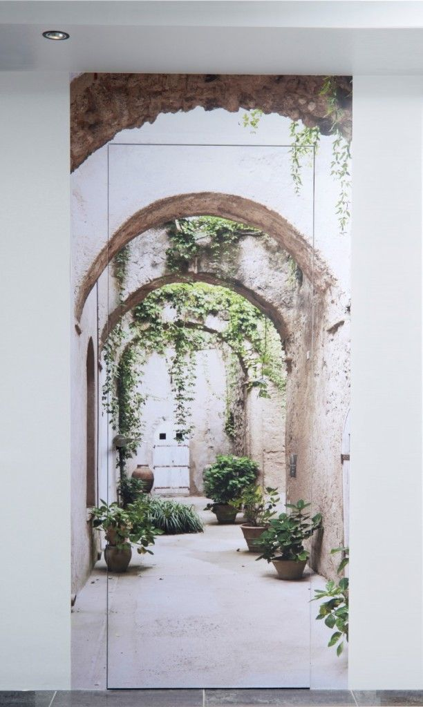 Drzwi ukryte – Drims