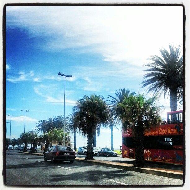 Beach Road, Sea Point