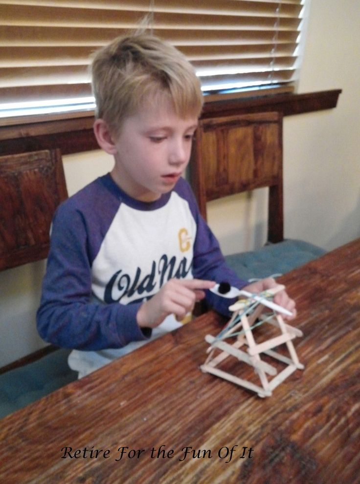 Catapult Craft For Kids: 25+ Unique Catapult Craft Ideas On Pinterest