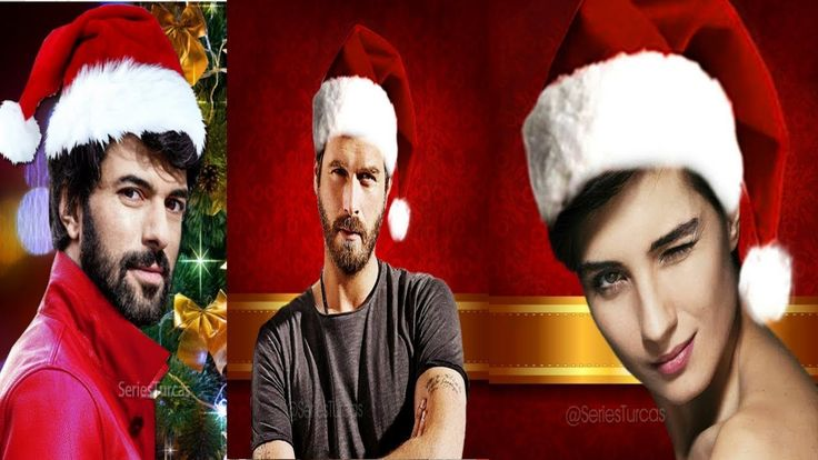 #Turkish Actors - Merry Christmas And Happy New Year 2018,Engin Akyürek,...