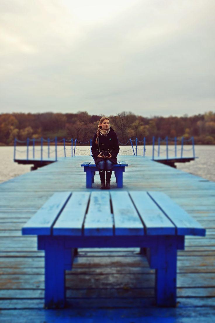 rusalka lake. poznan - poland