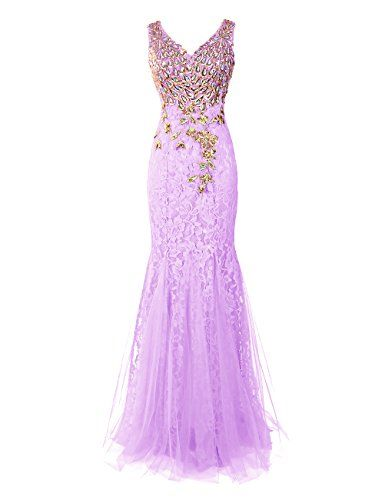 Dresstells® Long Lace Mermaid Prom Dress with Appliques Wedding Dress Evening Party Wear Dresstells http://www.amazon.co.uk/dp/B00XBHBTTU/ref=cm_sw_r_pi_dp_qqJEwb1ZQSKVD