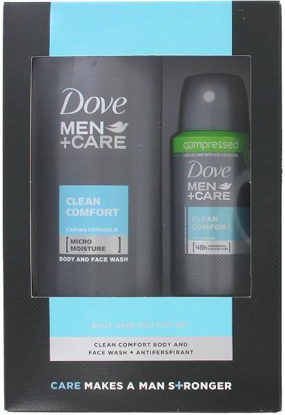 Dove Men + Care Body Wash & Deodorant Gift Set - MNB Variety Imports